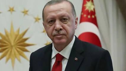 Başkan Erdoğan, Hatay'ın anavatana katılış yıl dönümünü kutladı