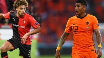 Galatasaray, van Aanholt ve Sacha Boey'i KAP'a bildirdi!
