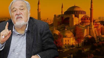 UNESCO, Türkiye'den izahat istedi! İlber Ortaylı'dan Yunanistan'a Ayasofya tepkisi