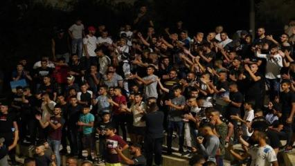 İsrail'den Filistinlilere Kurban Bayramı zulmü