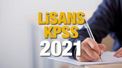 KPSS sınav yerleri açıklandı mı? 2021 ÖSYM KPSS sınav giriş belgesi nasıl sorgulanır?