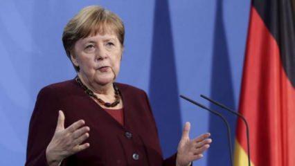 Merkel'den skandal son dakika Türkiye açıklaması
