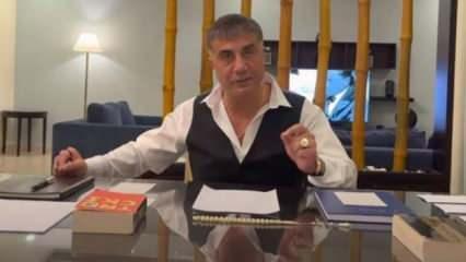 Koronavirüse yakalandığı iddia edilen Sedat Peker'den ilk açıklama geldi!