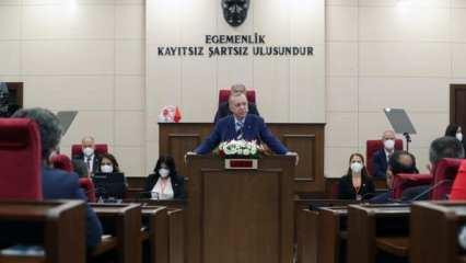 Son Dakika... Başkan Erdoğan KKTC'de: Merakla beklenen müjdeyi açıkladı