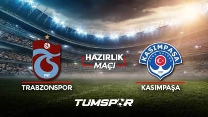 Trabzonspor Kasımpaşa maçı ne zaman saat kaçta hangi kanalda? TS Kasımpaşa maçı 11'leri!