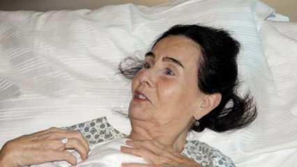 Yeşilçam'ın usta sanatçısı Fatma Girik hastaneye kaldırıldı!