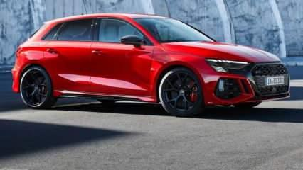 Yeni Audi RS3 Sedan ve Sportback görücüye çıktı!