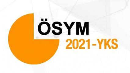 AYT, TYT ve YDT sınav sonuçları tarihi! 2021 YKS sonuçları ne zaman açıklanacak?