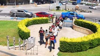 Yunanistan'a kaçmaya çalışan FETÖ'cüler tutuklandı
