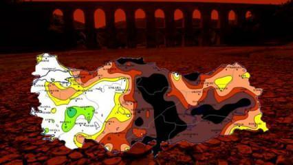 Türkiye su kıtlığı konusunda en problemli ülkelerden birisi olacak