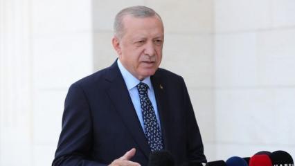 Aşı olmayanlara kısıtlama masada! Erdoğan'dan son dakika açıklaması