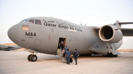 AB 3 yangın söndürme uçağı gönderiyor: Katar'dan destek!
