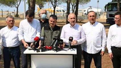 Bakan Karaismailoğlu: Mobil baz istasyonlarının kapasitesini artırdık