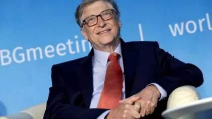 Bill Gates'in Bodrum tatilinde ödediği hesap dudak uçuklattı!