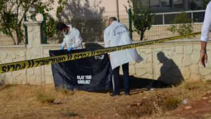 Boş arazide ölü olarak bulunan 16 yaşındaki Yağmur'un katili komşusu çıktı