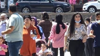 Diyarbakır 'kızardı': Hastanede yataklar yüzde 40 doldu!