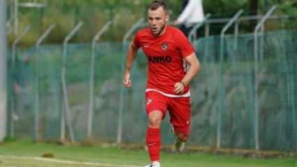 Gaziantep FK'da Maxim'den kötü haber