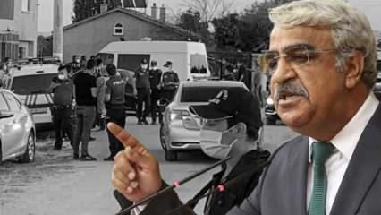 HDP'li Mithat Sancar Konya yalanıyla ateşi körükledi, muhalafete çağrı yaptı