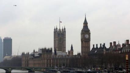 İngiltere'de konut fiyatları geriledi