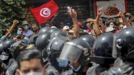 Milli İrade Platformu'ndan Tunus'taki darbe girişimine sert tepki
