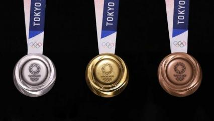 Olimpiyat altını iyi para ediyor