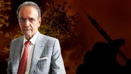 Prof. Dr. Mehmet Ceyhan'dan aşılama hızı ile ilgili uyarı