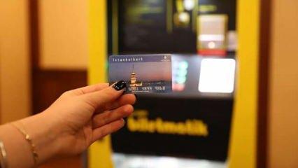 2021 Aylık Akbil ücretine zam yapıldı! İETT Mavi kart ve öğrenci kartı kaç TL oldu?