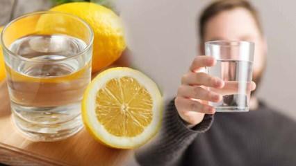 Sıcak su içmenin faydaları nelerdir? Sabahları aç karnına sıcak su içmek zayıflatır mı?
