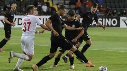 Sivasspor-Petrocub maçının biletleri satışa çıktı