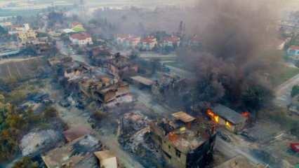 Son Dakika: Manavgat'ta büyük yangın! Korkutan haberler peş peşe: 5 ilde daha yangın çıktı