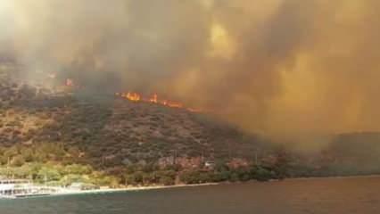 Son Dakika! Peş peşe kötü haberler: Ölü sayısı arttı, iki yerde daha yangın çıktı