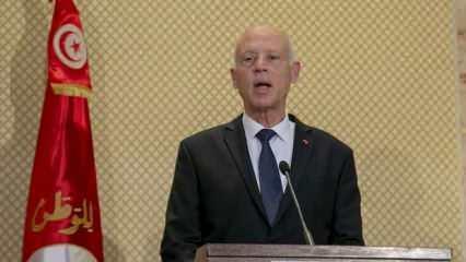 Tunus Cumhurbaşkanı Said'den skandal savunma: Bu bir darbe değil