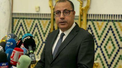 Tunus Başbakanı'ndan ilk açıklama: Görevimi devredeceğim