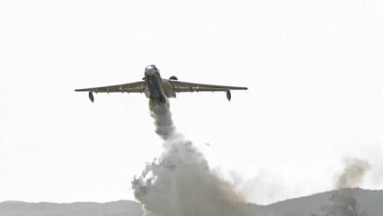 Türkiye'ye en büyük destek Rusya'dan! 3 uçakla söndürme çalışmalarına katıldılar