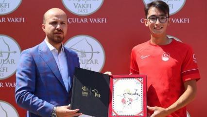 Bilal Erdoğan: Türkiye'de okçuluğun yükselişi tesadüfün değil bir çalışmanın neticesi