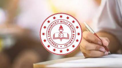 Bursluluk sınavı ne zaman yapılacak? 2021 MEB Bakanlığı yeni sınav takvimini duyurdu!