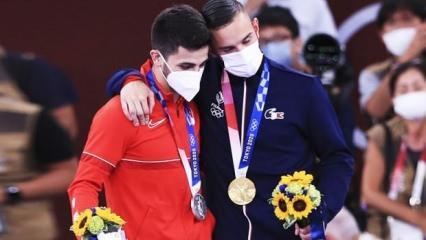 Eray Şamdan'dan gümüş madalya! Seninle gurur duyuyoruz