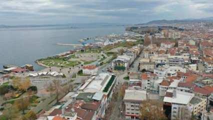 İstanbul dışında Marmara'nın en değerli arsaları!