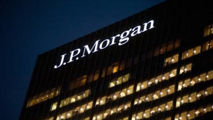 JP Morgan: Türkiye güçlü mali performans gösterdi