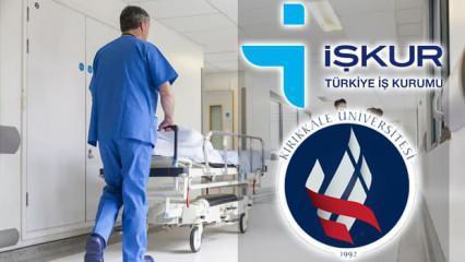İŞKUR üzerinden Kırıkkale Üniversitesi personel alım ilanı! Başvuru için bugün son gün?