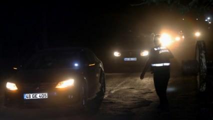 Muğla Menteşe'de bir yerleşim yeri daha tahliye edildi