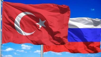Rusya ile imza an meselesi: Türkiye üzerinden gerçekleştirilecek