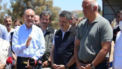 Son dakika... Soylu, Kılıçdaroğlu'nu yalanladı! Sert açıklama: Yüzlercesini tespit ettik