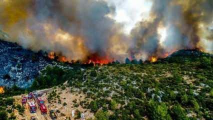 Son dakika haberi: Bakan Akar'dan Yunanistan'a tepki