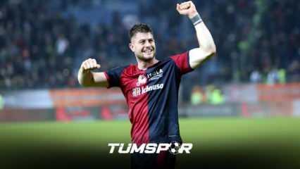 Trabzonspor'un transfer listesindeki Alberto Cerri kimdir nereli? Kariyeri ve oynadığı takımlar!