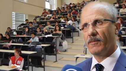 Üniversiteler ne zaman açılacak?  2021-2022 YÖK'ten 13 Eylül için kritik karar...