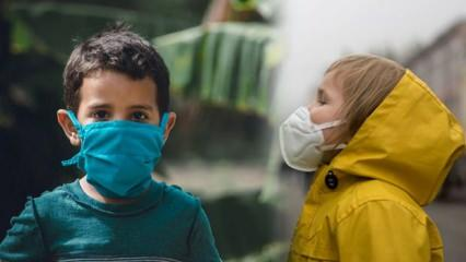 Koronavirüs çocuklarda organ yetmezliğine sebep oluyor!