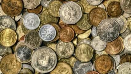 Rüyada bozuk para görmek ne demek? Rüyada cüzdanda bozuk para görmek neye işaret eder?