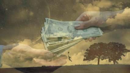 Rüyada ölüden para almak ne demek? Rüyada ölmüş anneden para almak...