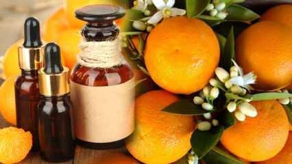 Portakal yağı faydaları nelerdir? Saç derisini yenileyen portakal yağı nasıl kullanılır?